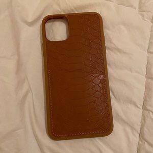 Crocodile iPhone 11 Pro Max case